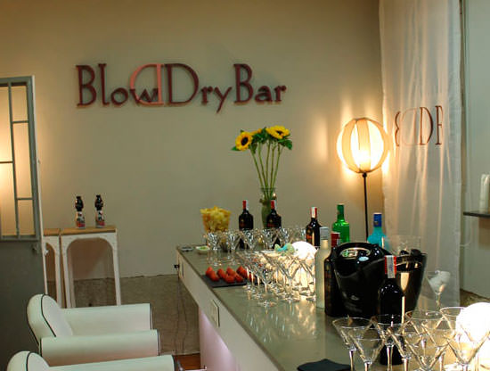 Beauty Parties en Blow Dry Bar