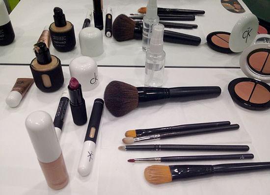 maquillaje ck one