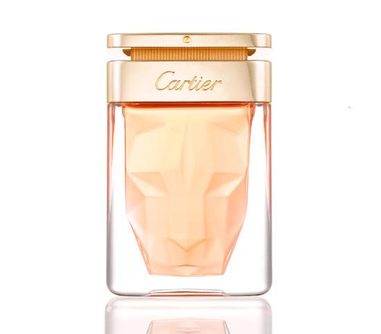 La Panthère de Cartier en un Eau de Parfum