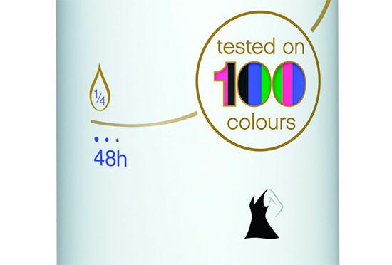 Desodorante Dove Invisible Dry, colores a salvo