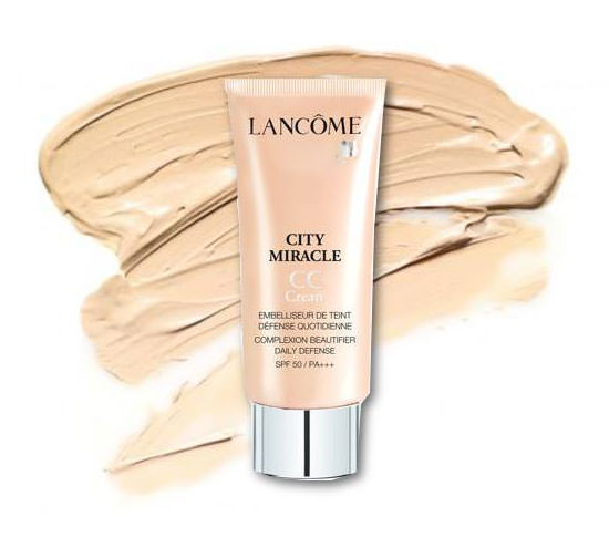 City Miracle CC cream de Lancôme