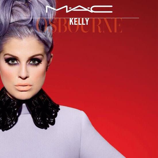 Kelly Osbourne para M·A·C