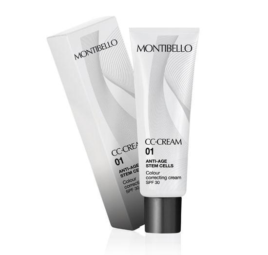 CC  Cream Anti-Age Stem Cells de Montibello