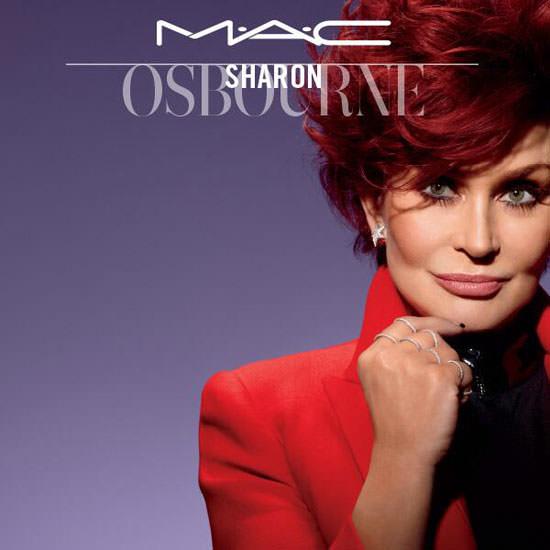 Sharon Osbourne para M·A·C