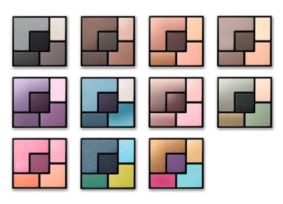 tonos Couture Palette de YSL