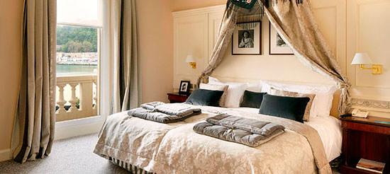 habitación hotel Londres