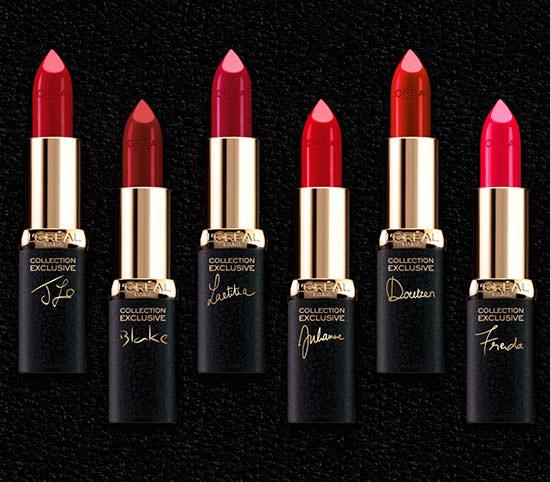 rojos puros, labiales
