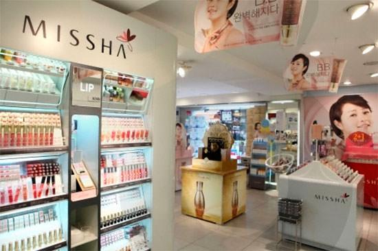 tienda Missha