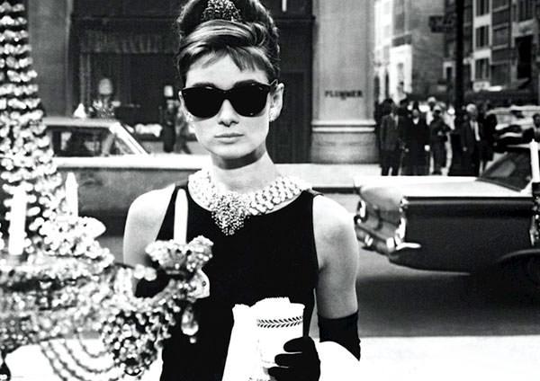 Audrey en Desayuno con Diamantes