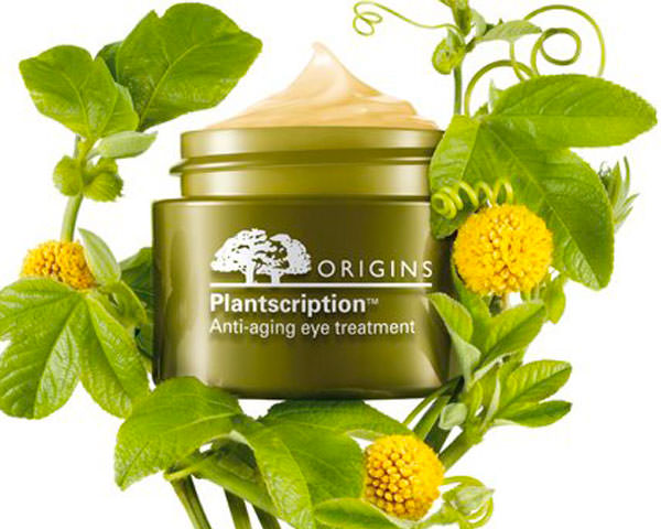 Plantscription Anti-aging eye cream