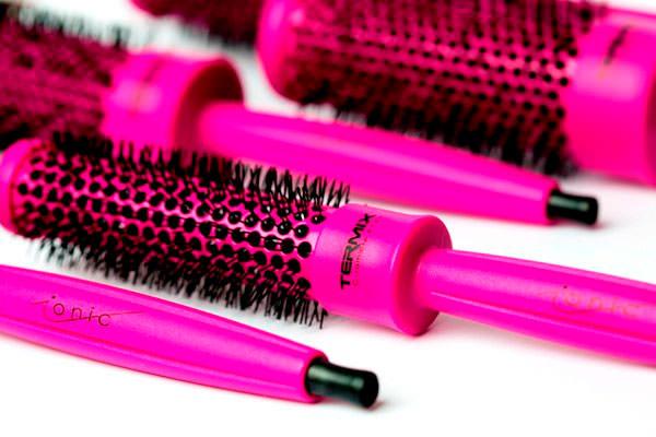 Cepillos de pelo C-Ramic Violet Red