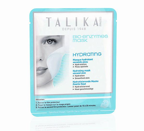 Hydrating, mascarilla facial de Talika