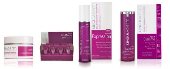 lote Xpert Expression de SingulaDerm