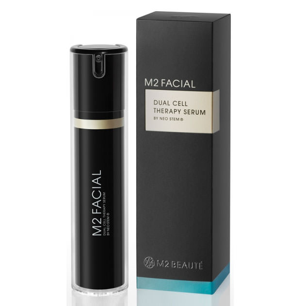 M2 Facial Dual Cell Therapy, el nuevo serum de M2 Beauté