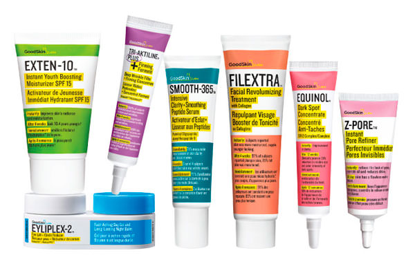 productos de GoodSkin Labs
