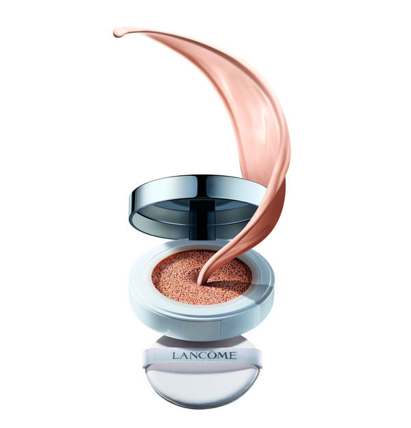 Base de maquillaje Miracle Cushion de Lancôme