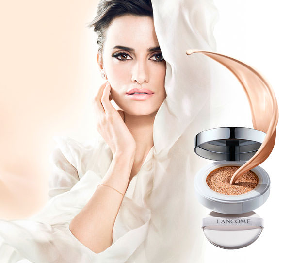Penélope Cruz para Miracle Cushion