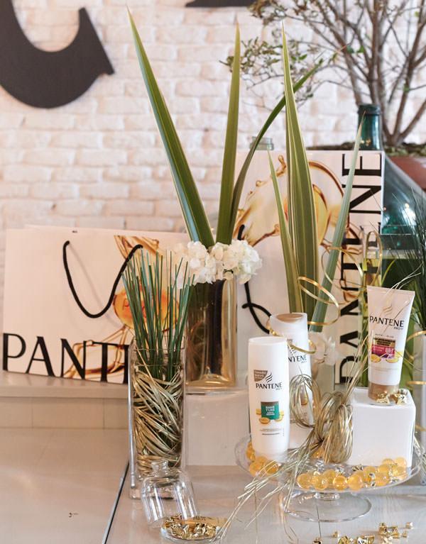 productos anti-oxidantes  Pantene