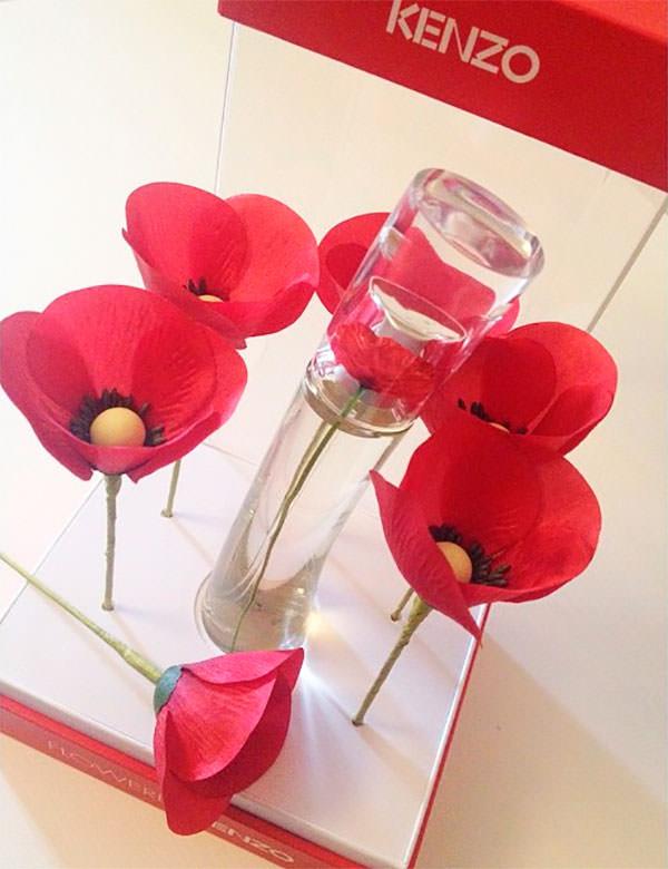cofre 15 aniversario Flower by Kenzo