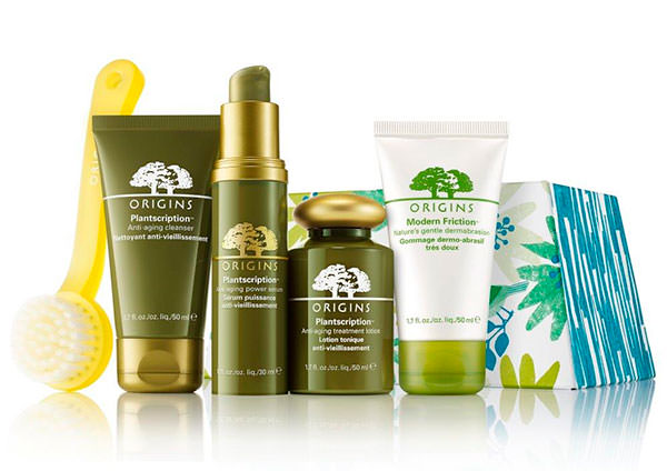 set productos Origins