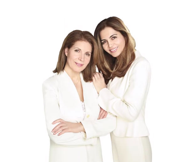 Massumeh y Nasrin, madre e hija