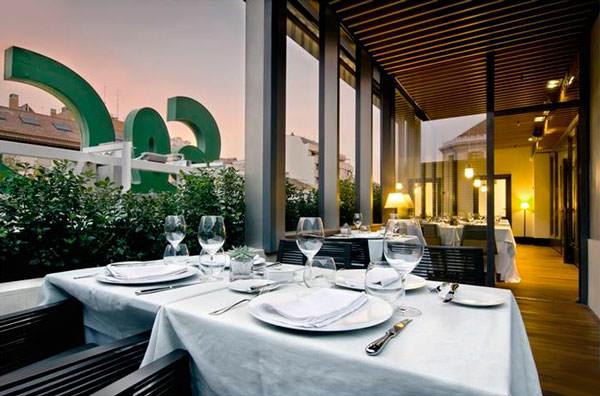 restaurante 47 El Corte Inglés