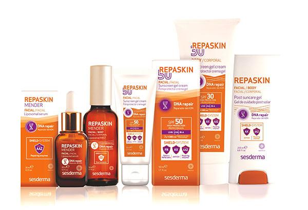 productos Repaskin de Sesderma