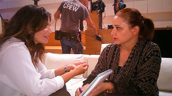 Arantza entrevista a Nuria Roca