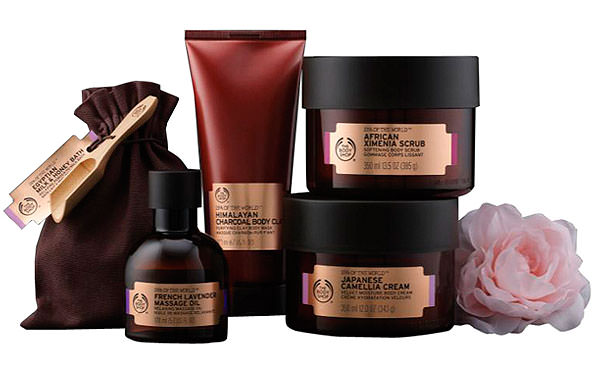 productos spa of the world
