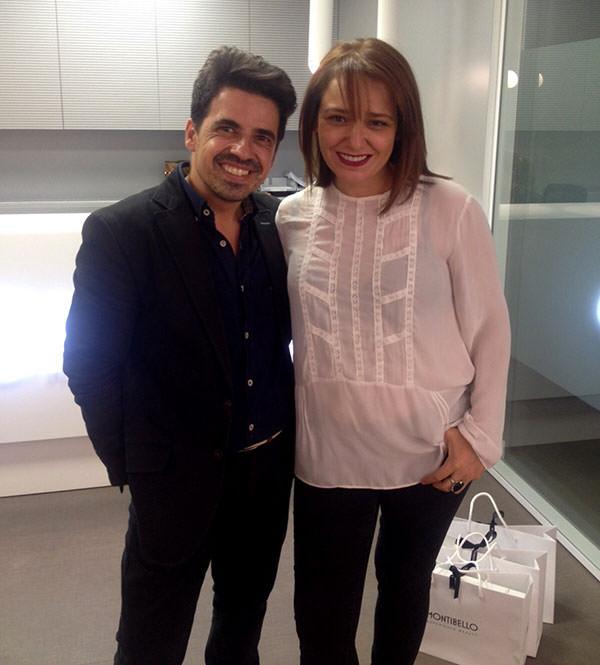 Alex de Montibello y Arantza