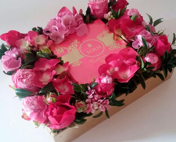 flores detalle Tous