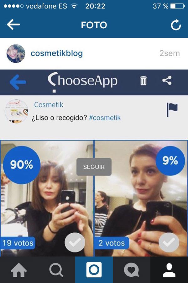 ChooseApp Arantza