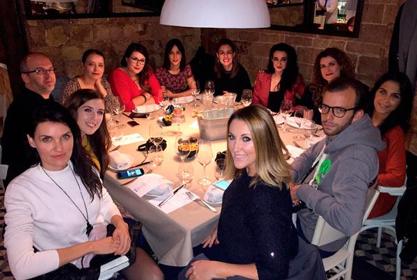 Las blogueras y youtubers del CosmetikTrip3