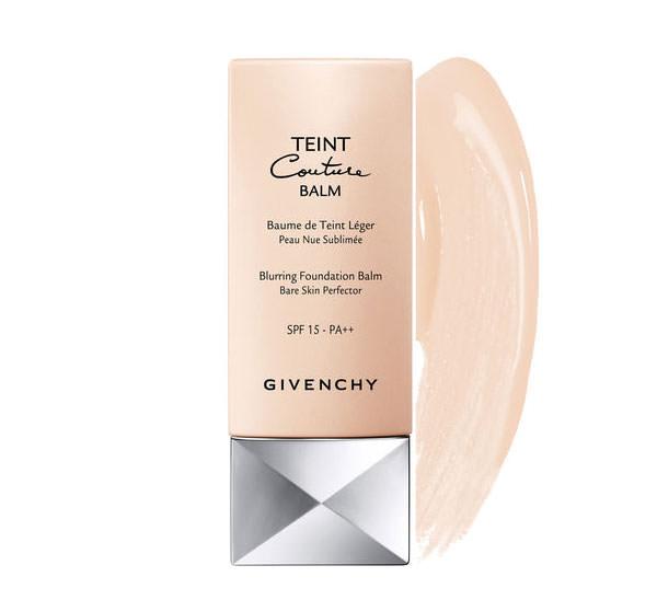base de maquillaje de Givenchy Balm Couturebase de maquillaje de Givenchy Balm Couture