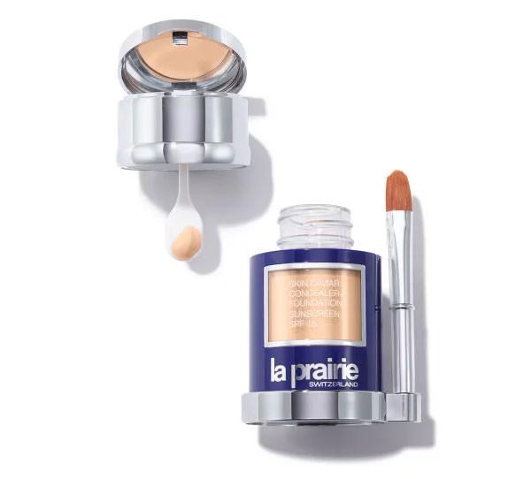 base de maquillaje de La Prairie