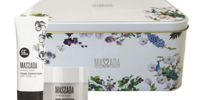 Massada, su cc cream y mascarilla facial