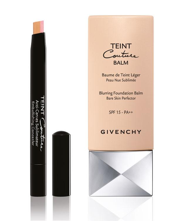 corrector y base de maquillaje de Givenchy