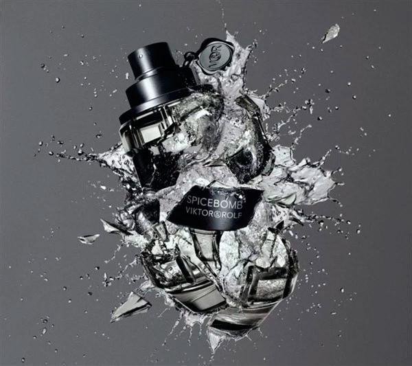 Spicebomb, la granada de mano de Viktor & Rolf