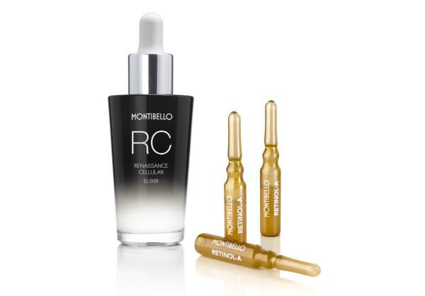 RC con el suero y Retinol