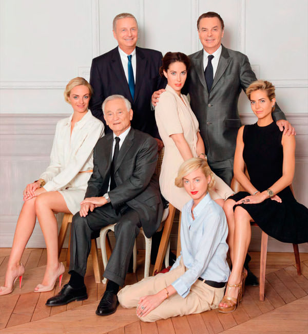 familia Clarins