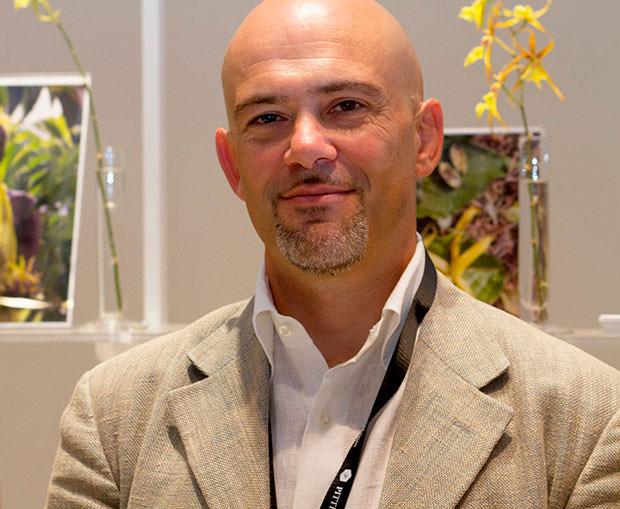 perfumista Gian Luca Perris