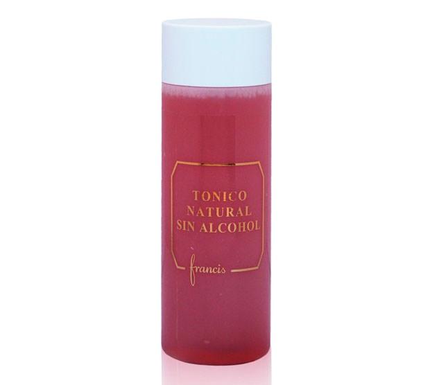 Tónico Natural sin Alcohol al aceite de visón
