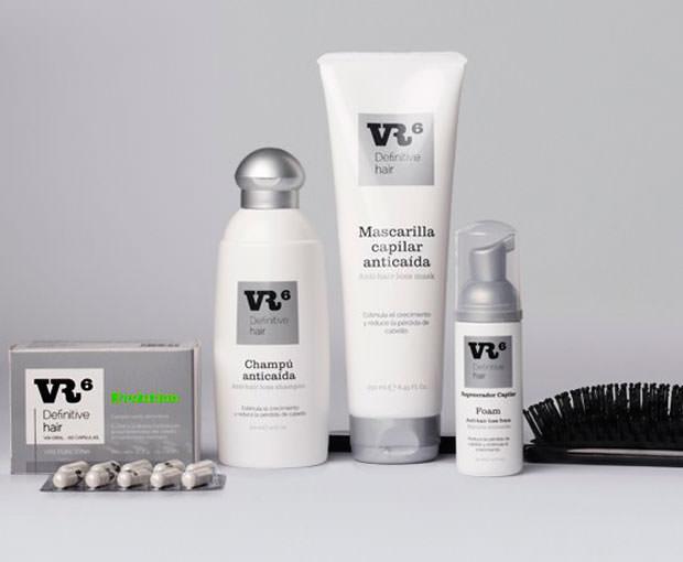 tratamiento capilar anticaída VR6