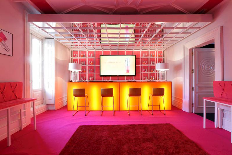 salón Juicy Shaker Maison Lancôme 2016