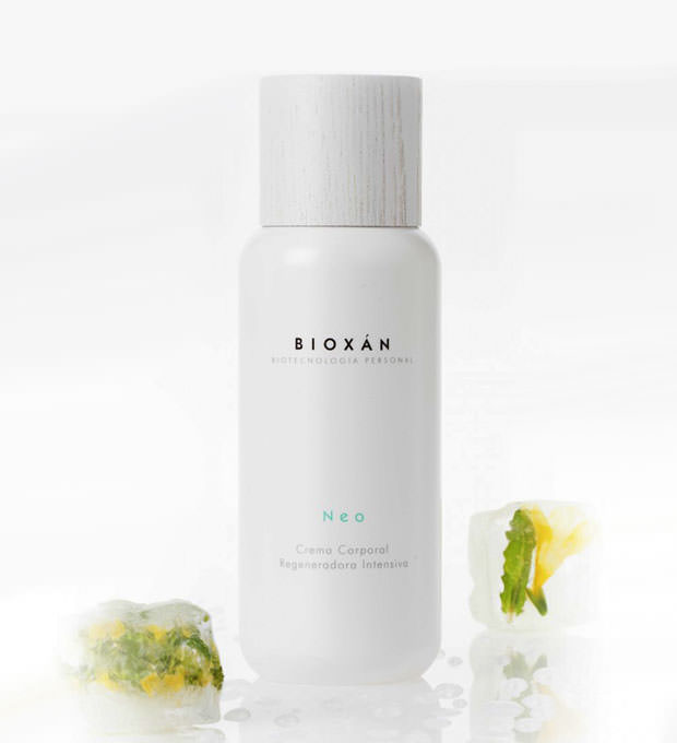 Crema corporal regeneradora intensiva