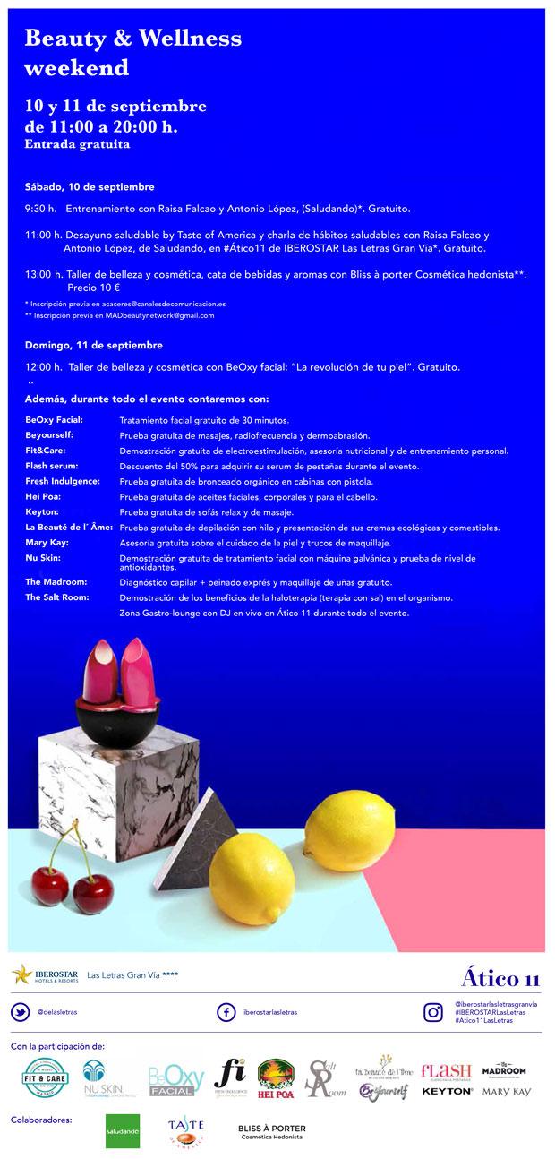 Programa Beauty & Wellness Iberostar