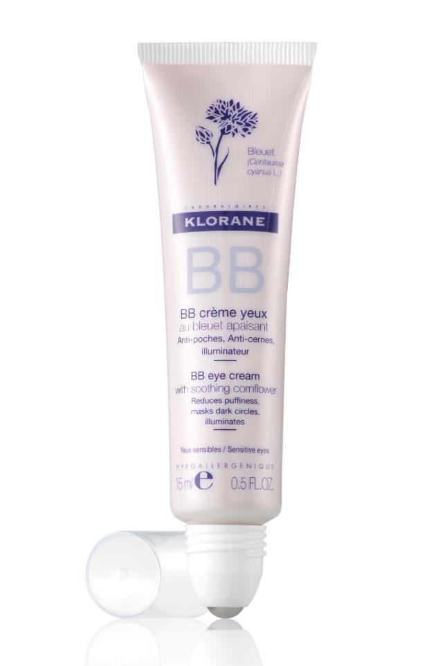 BB Cream para los ojos al Aciano Calmante