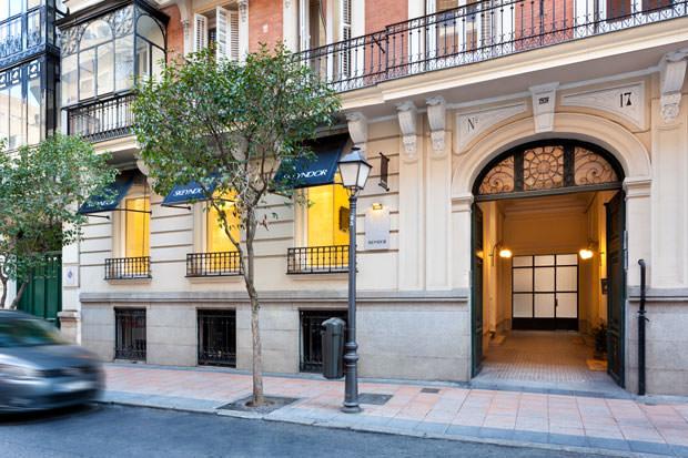 Skeyndor en Madrid