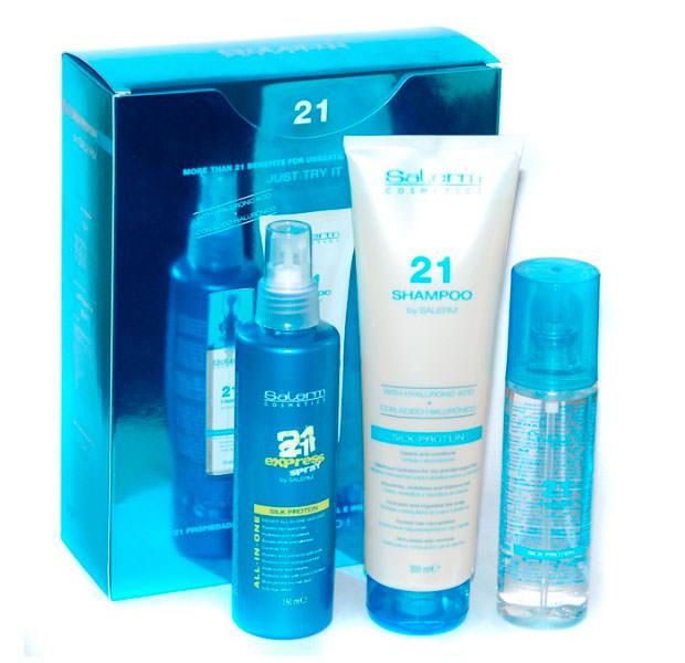 productos capilares Salerm 21