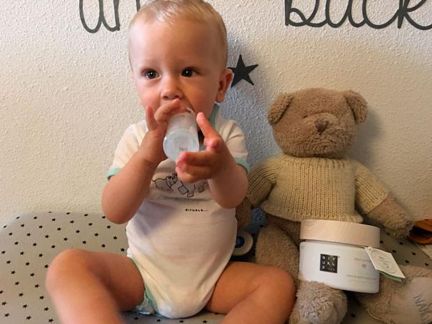 body para bebés de Rituals